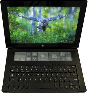 Microsoft Surface : prototype de claviere-ink