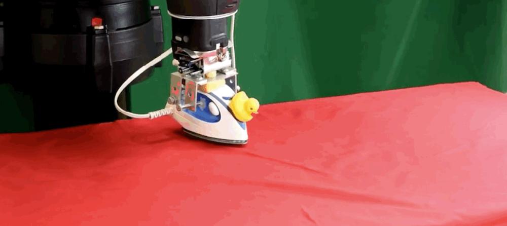 Un robot pour nos chemises?
