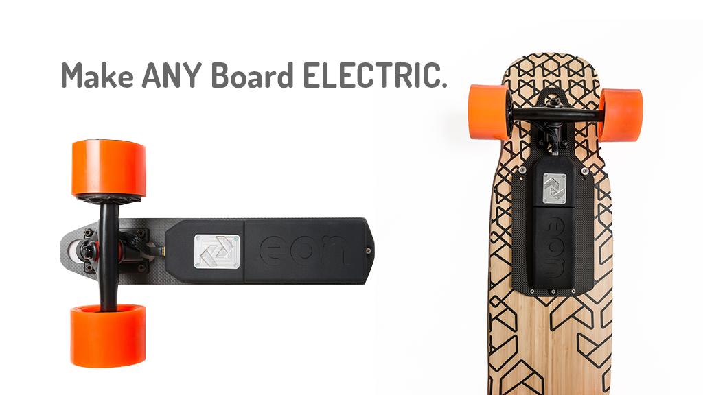 EON board : le skate électriquefacile