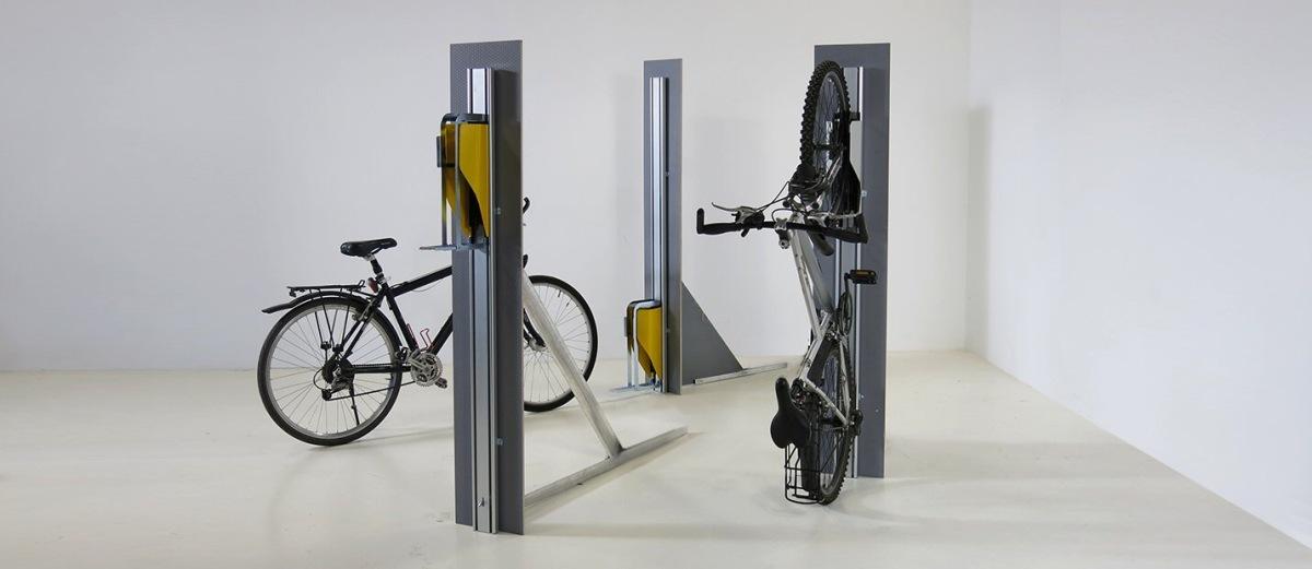 Parkis : ranger son vélo sanseffort
