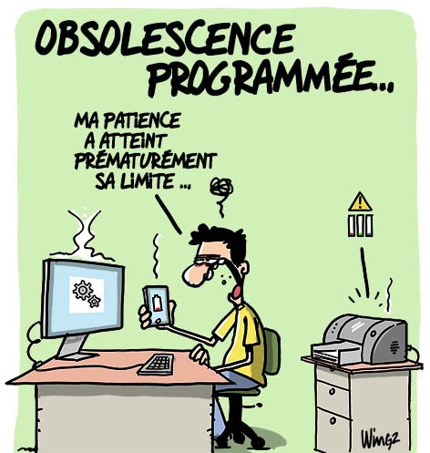 Faire de l'obsolescence programmée un vrai business