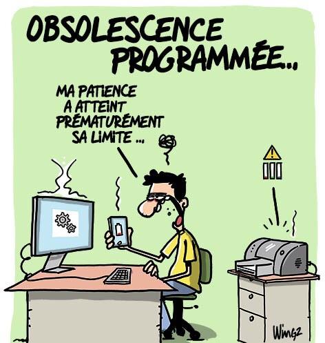 Faire de l'obsolescence programmée un vraibusiness